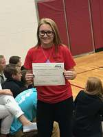 Schuyler R-1 High School FCCLA Places at Regional Event