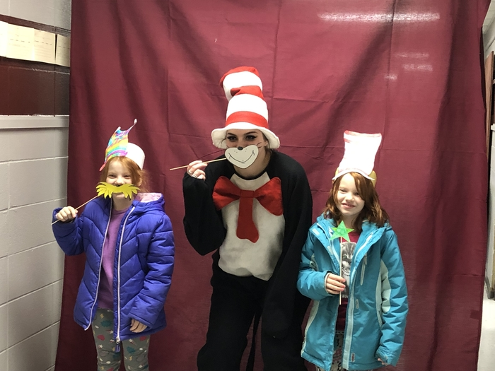 Our Awesome Cat in the Hat